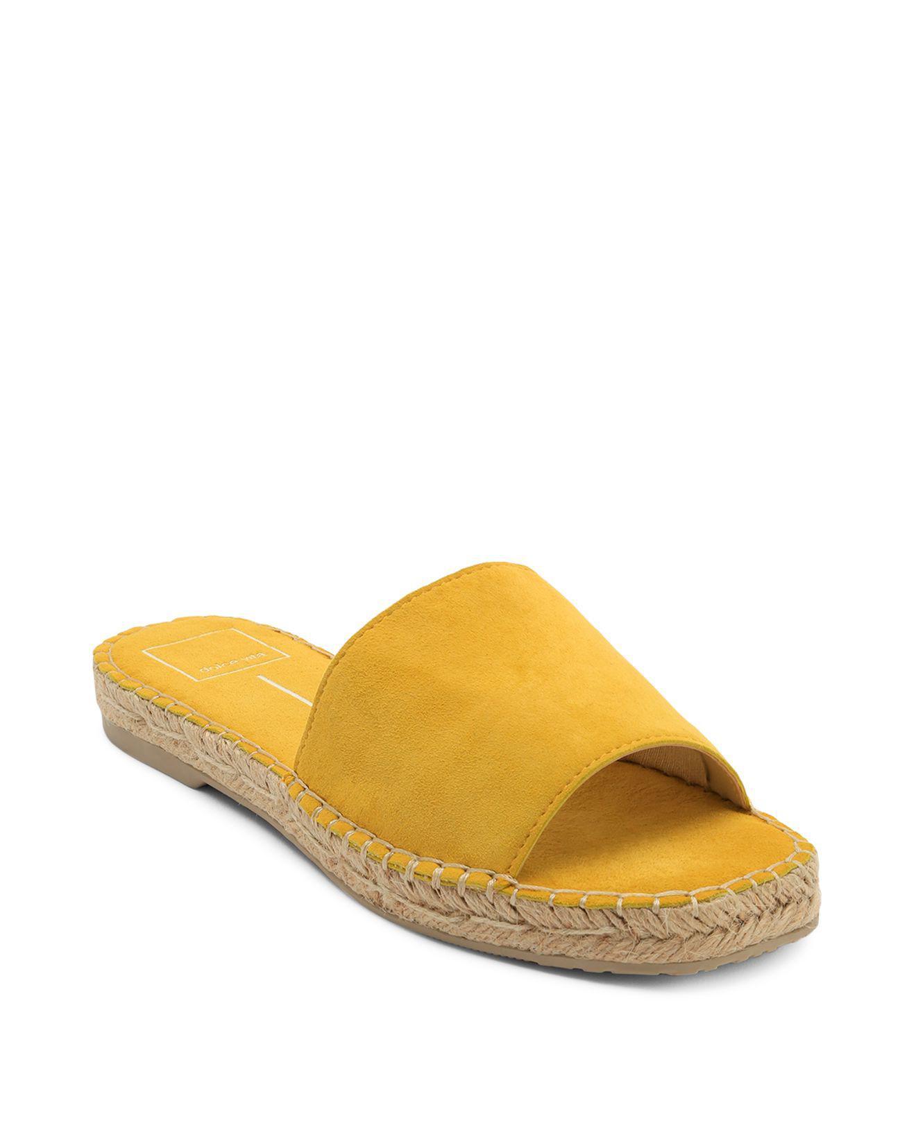 Dolce Vita Women's Bobbi Espadrille Slide Sandals LLxqYffZuF
