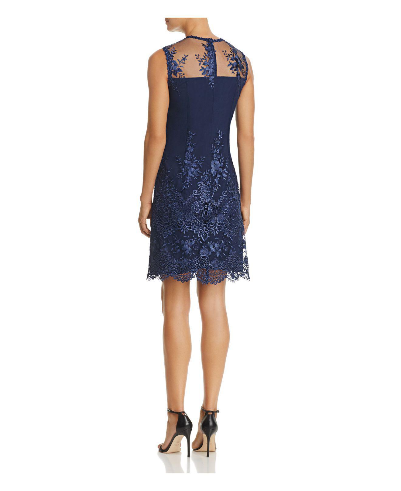 Nanette lepore treasure lace dress