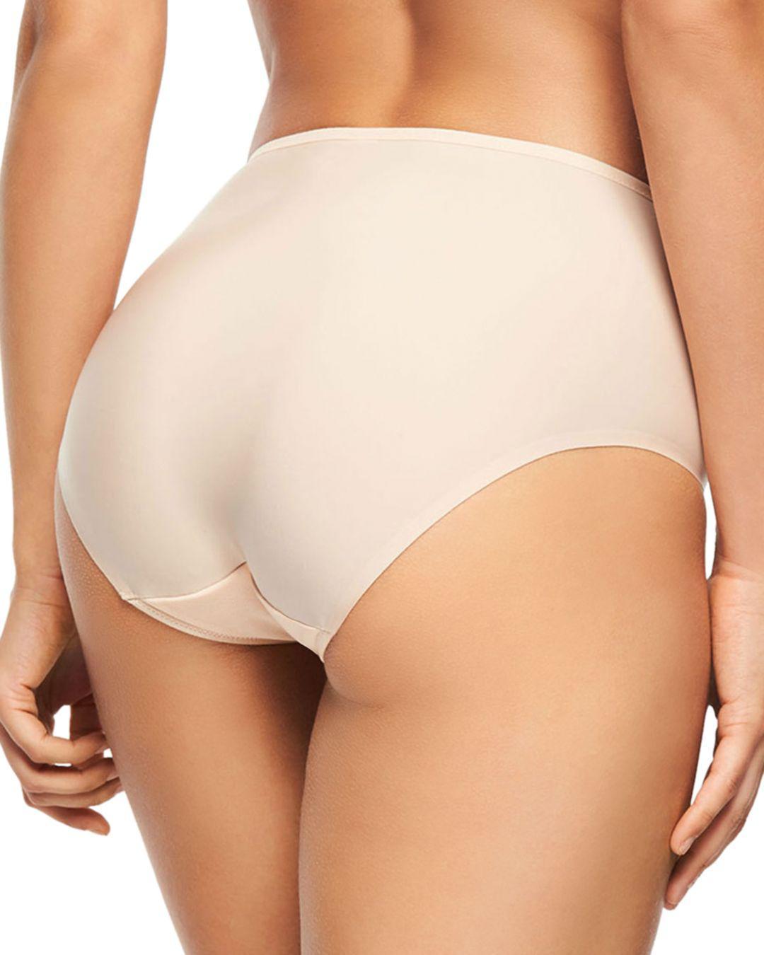 d61a5fb4a8 Lyst - Chantelle C Magnifique Sexy High-waist Briefs in Natural
