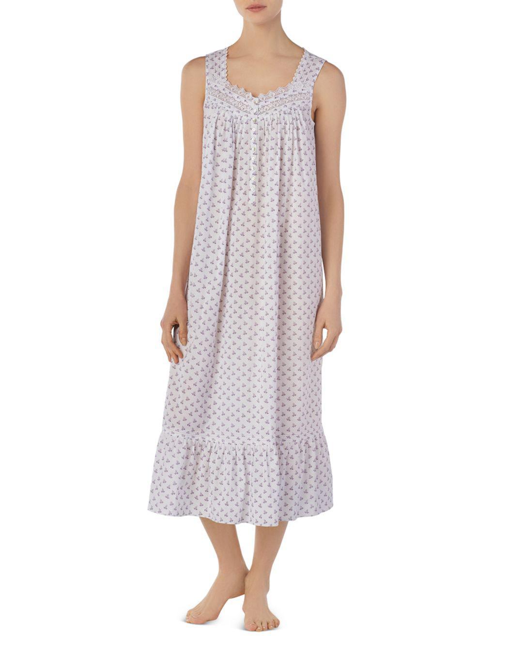 4803a0c11e Eileen West. Women s Sleeveless Long Ballet Nightgown