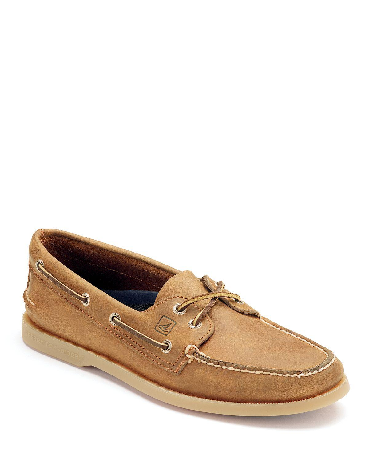Sperry Men S Authentic Original Two Eye Boat Shoes