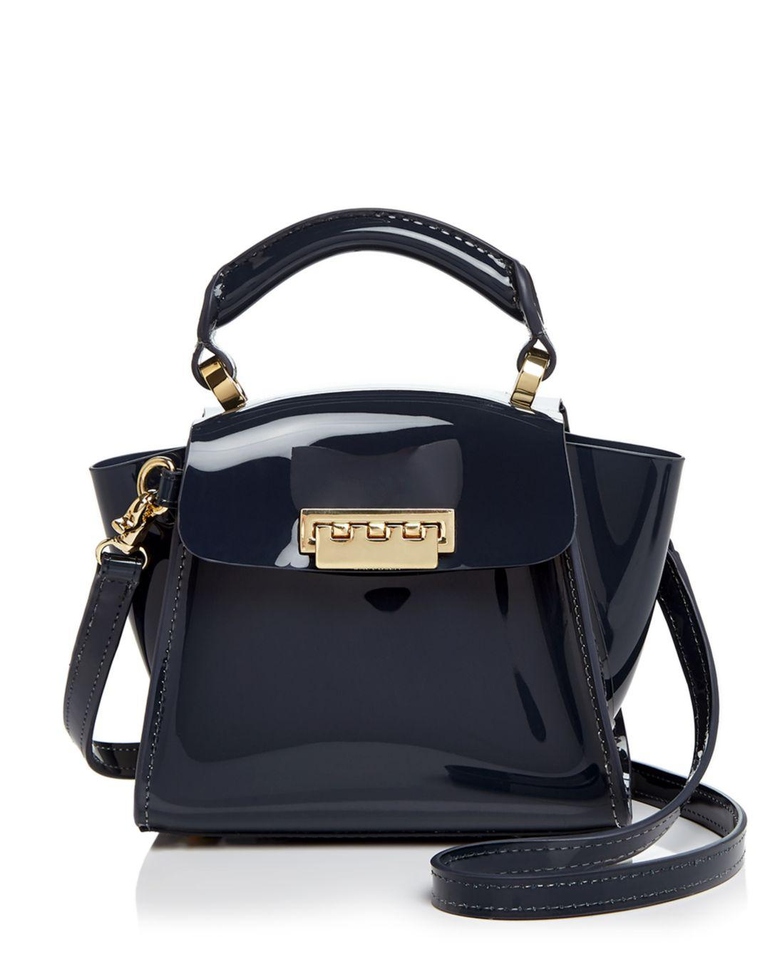 13a6edb641 Lyst - Zac Zac Posen Eartha Iconic Small Crossbody in Blue