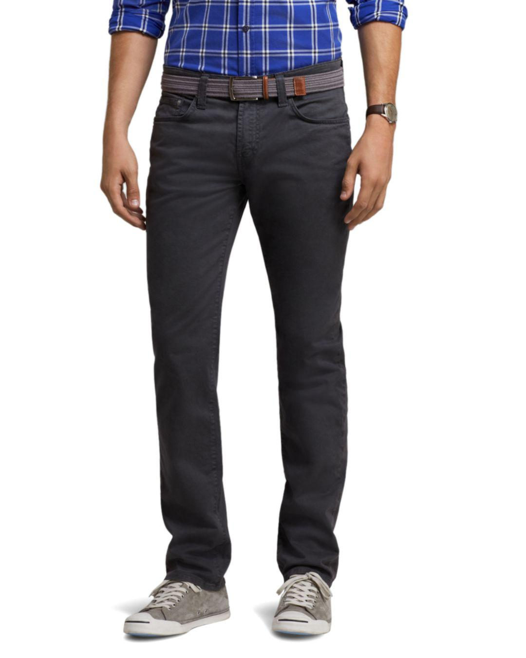 6f18148302f Lyst - J Brand Kane Slim Straight Fit In Industrial in Blue for Men