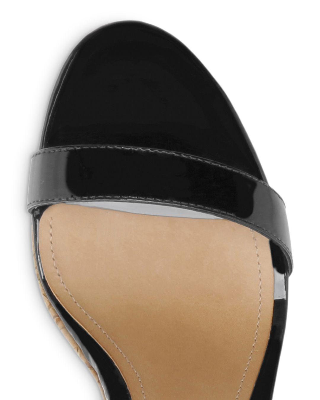 2e8340ca8ff Schutz - Black Women s Eduarda High-heel Wedge Sandals - Lyst. View  fullscreen