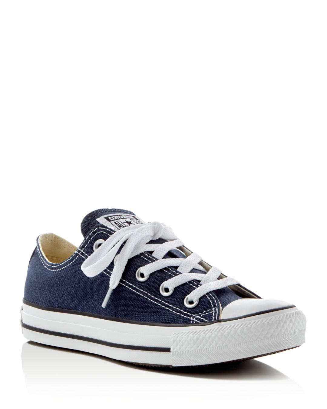 01c2e3021181 Lyst - Converse Women s Chuck Taylor All Star Lace Up Sneakers in Blue