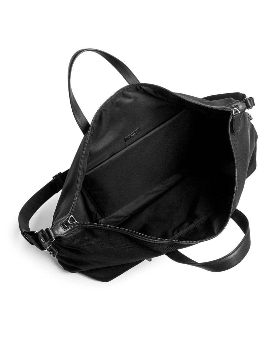 16f30c38eb9 Bally Camer Weekender in Black for Men - Lyst