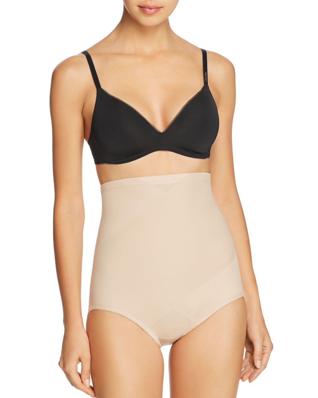54266c0766b0 Lyst - Fine Lines Tc Fine Intimates Tummy Tux High-waist Briefs