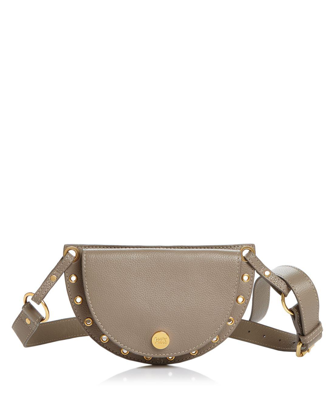 5e6fcd0e20 see-by-chloe-Motty-GrayGold-Kriss-Convertible-Suede-And-Leather-Belt-Bag .jpeg