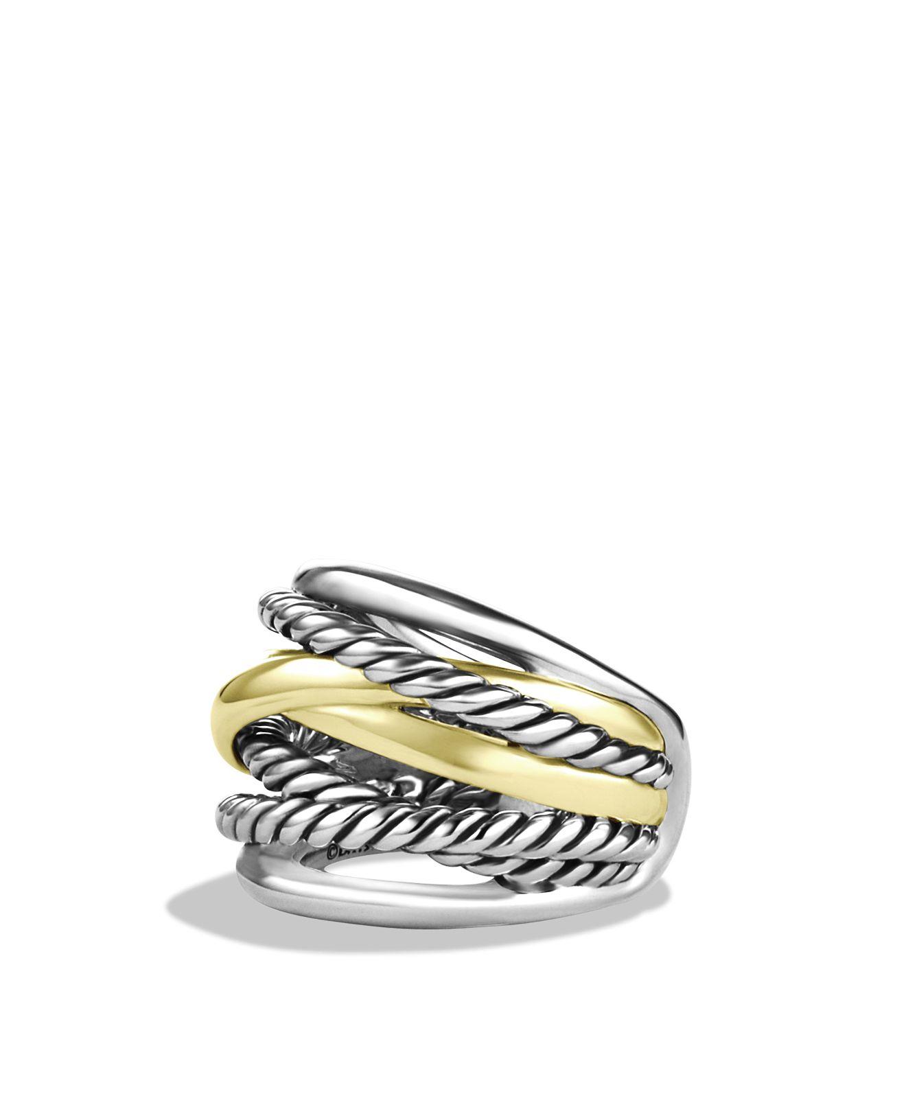 David Yurman Crossover Ring Sale