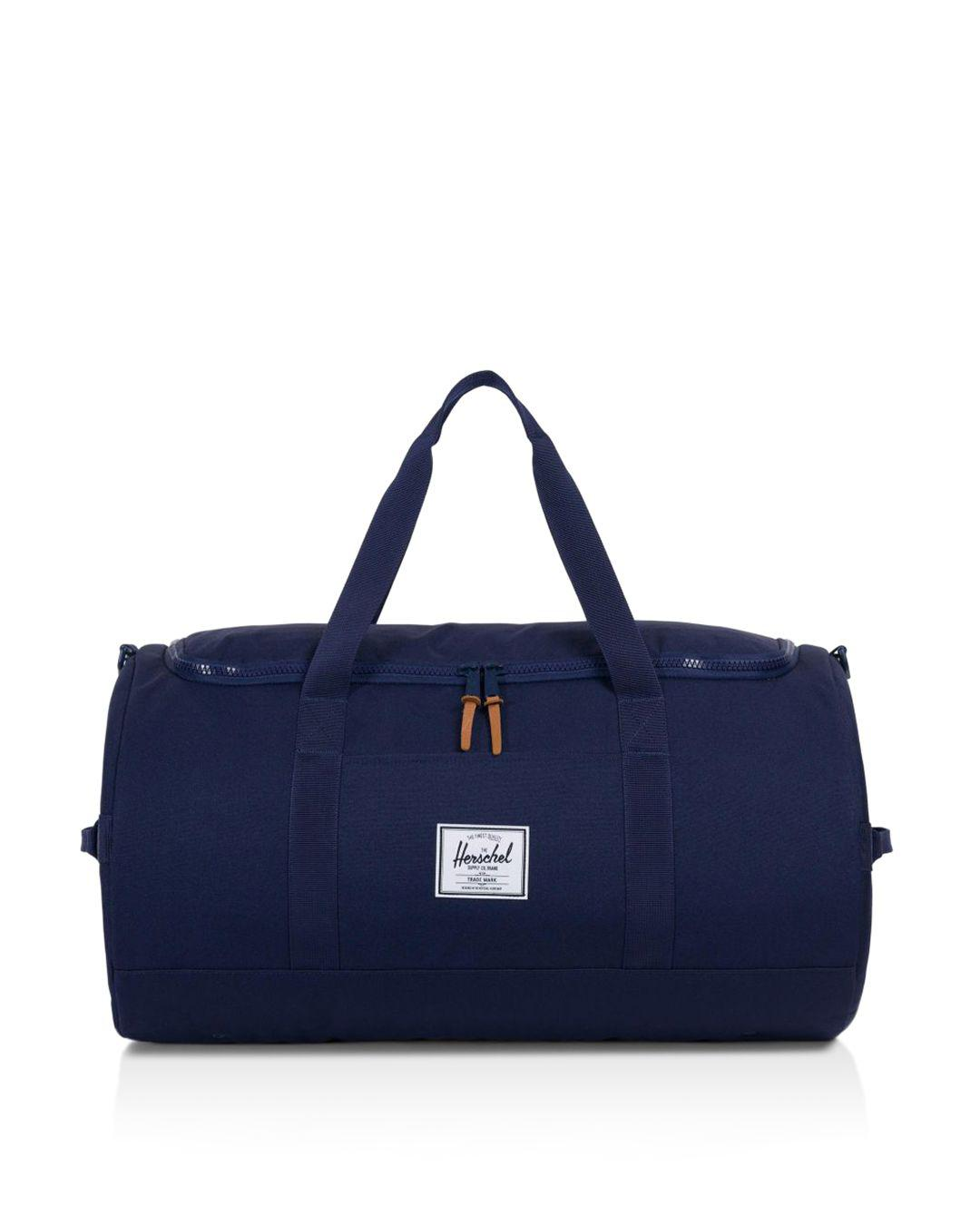 b74ec844c5aa Lyst - Herschel Supply Co. Sutton Duffle in Blue for Men