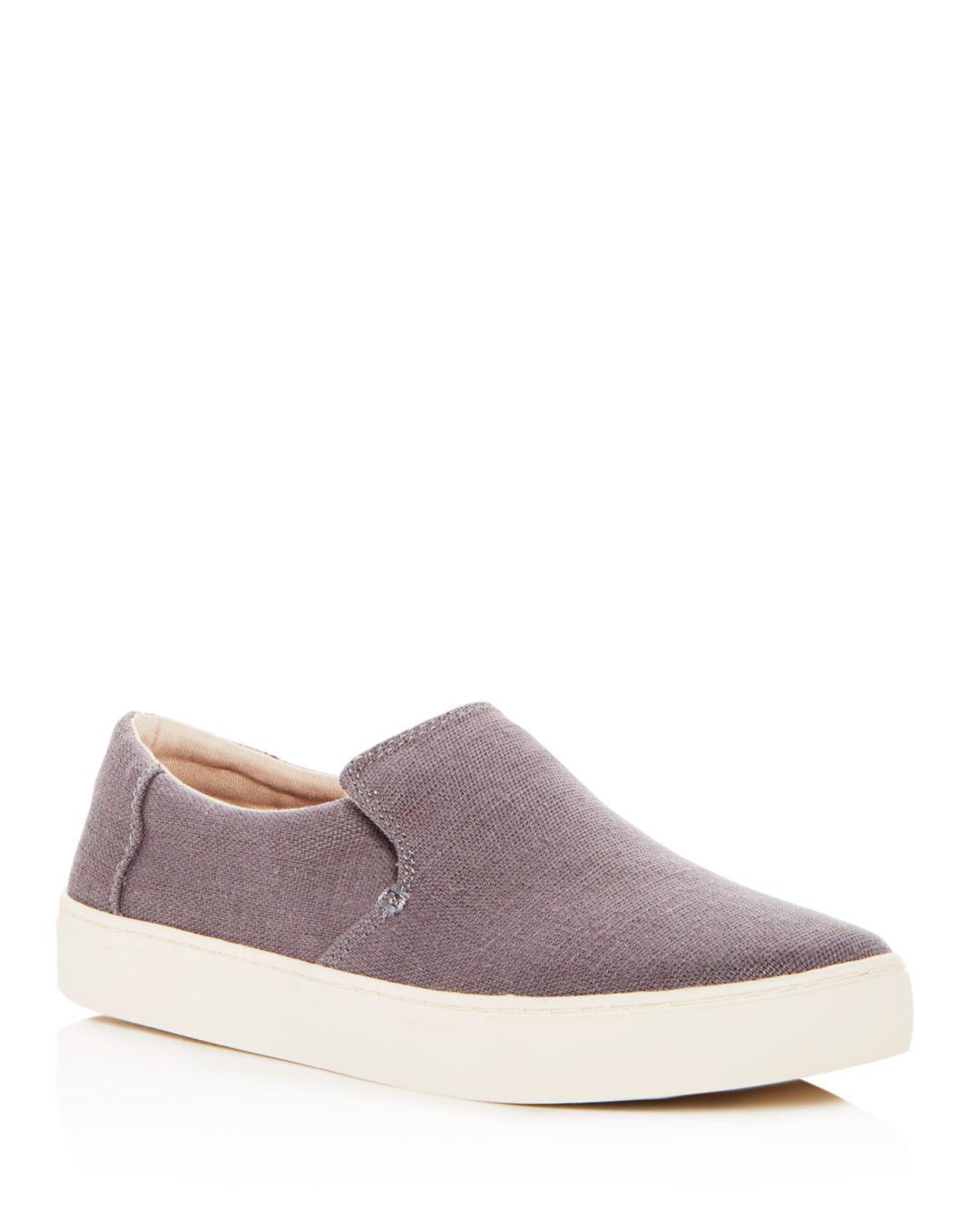 383b76cd510 Toms Men s Lomas Slip-on Sneakers in Gray for Men - Save ...