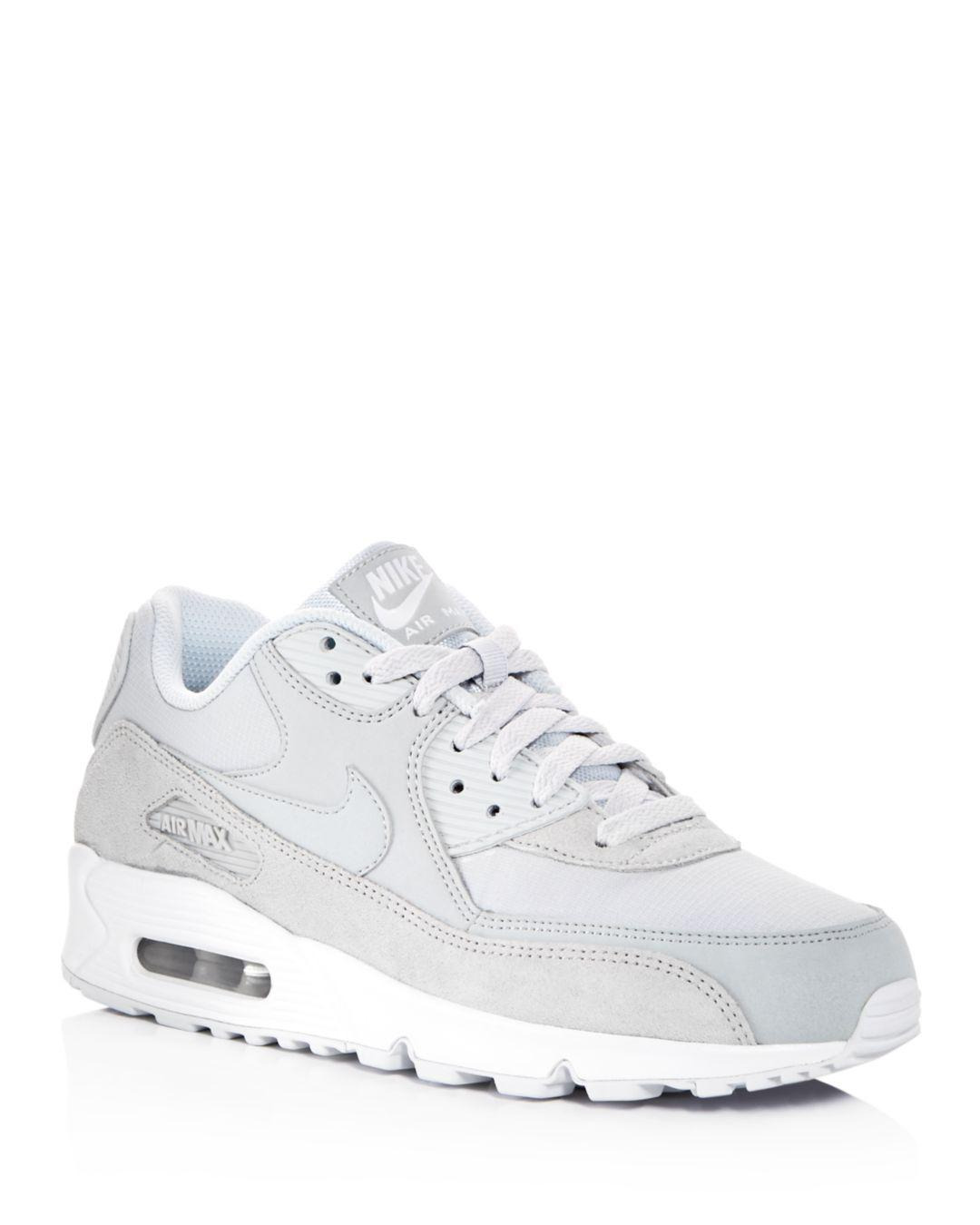 size 40 12e28 798d1 Gallery. Previously sold at  Bloomingdale s · Men s Air Max 90 Sneakers ...