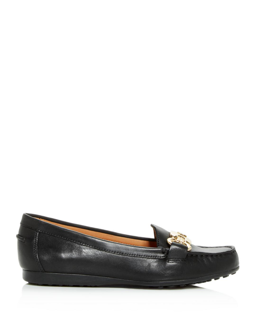 708928816e0 Lyst - Kate Spade Women s Carson Loafers in Black - Save 25%