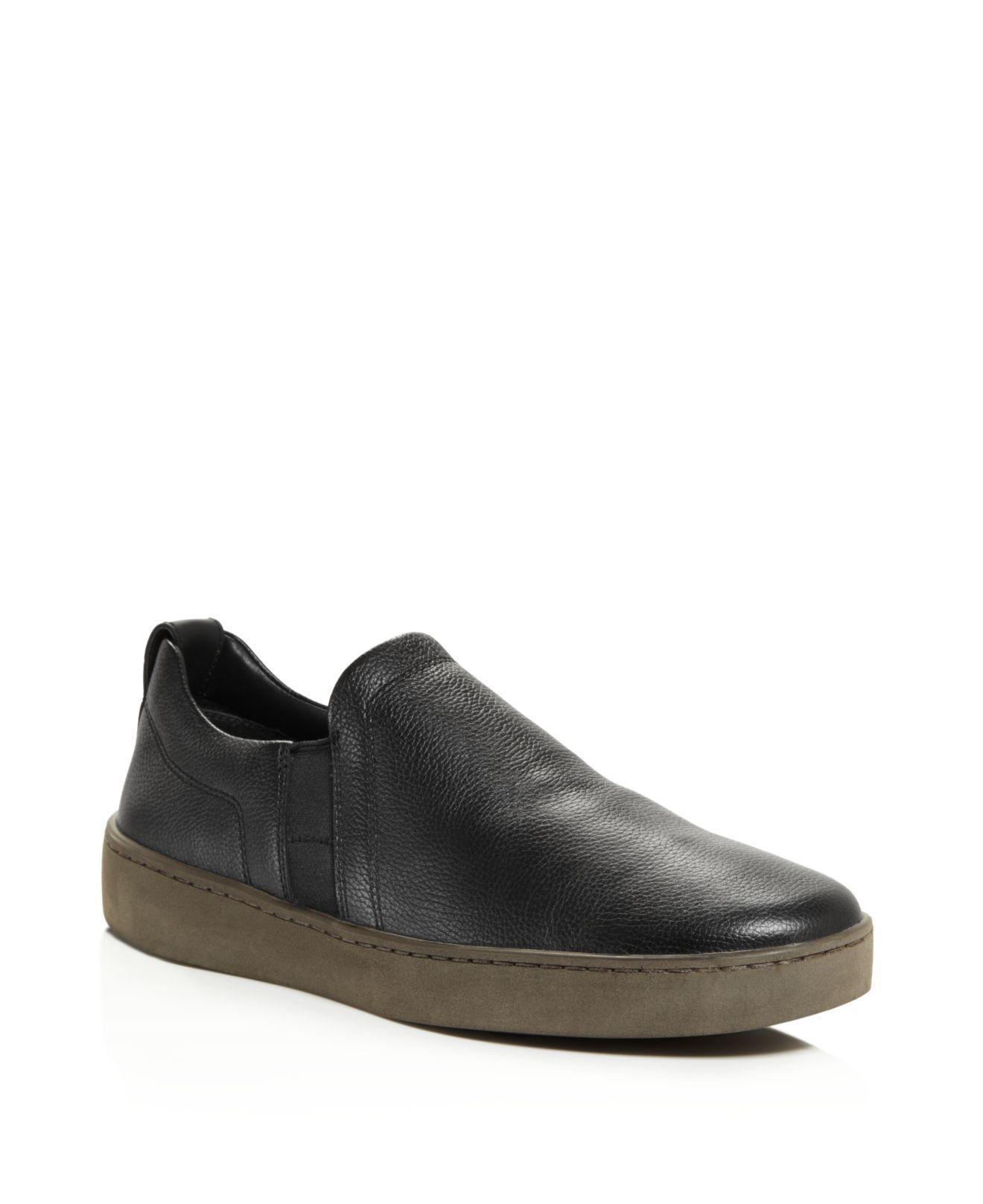 Vince Soren Slip-On Leather Sneaker ex6PuNqQ