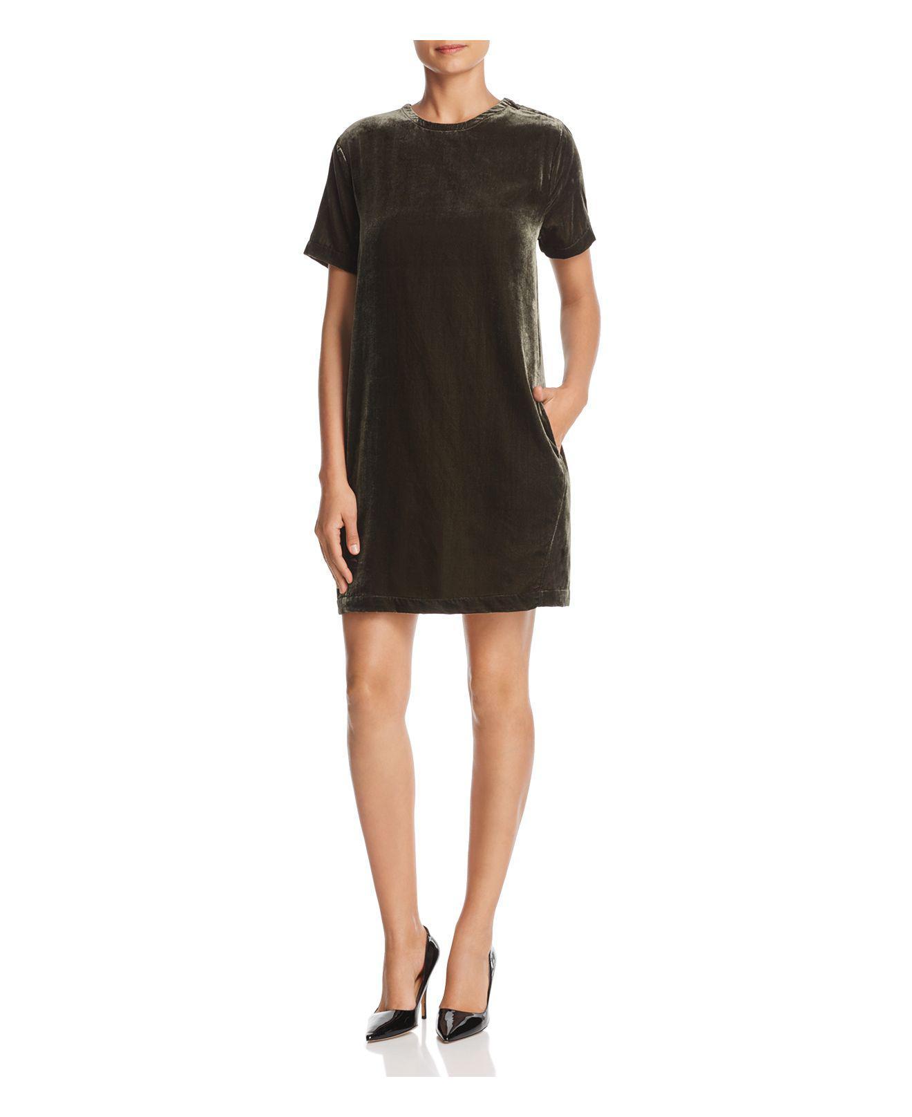 Velvet T-Shirt Dress Kenneth Cole OIaV1