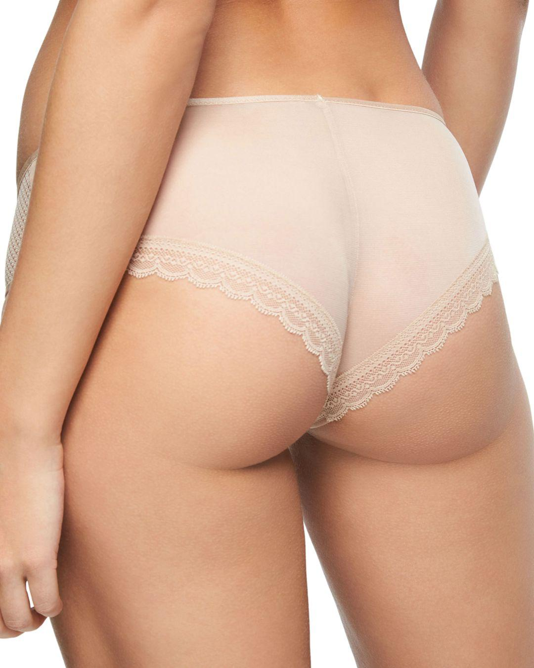 cd610ea694e Lyst - Chantelle Parisian Allure Hipster in Natural