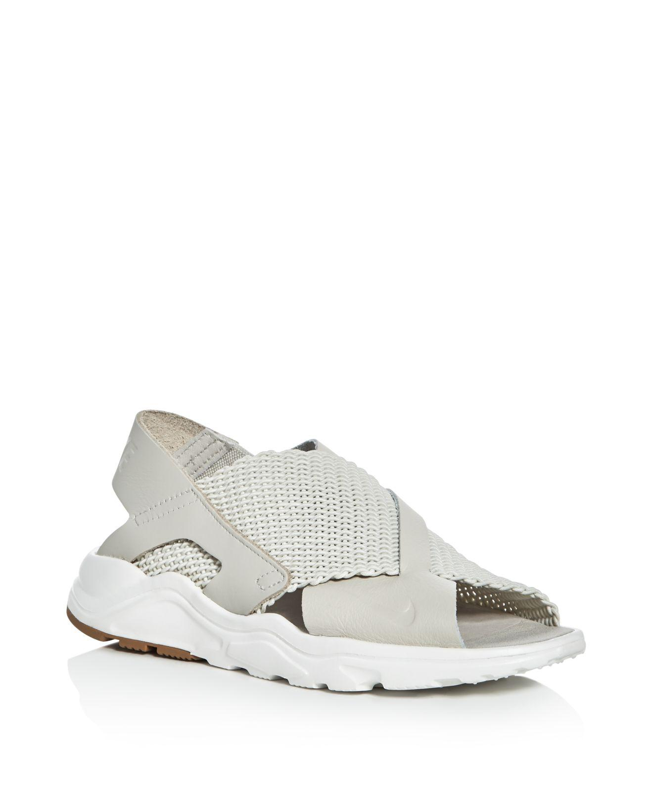 lowest price 78782 6b12c ... shopping lyst nike womens air huarache ultra sandals 11a12 2b926