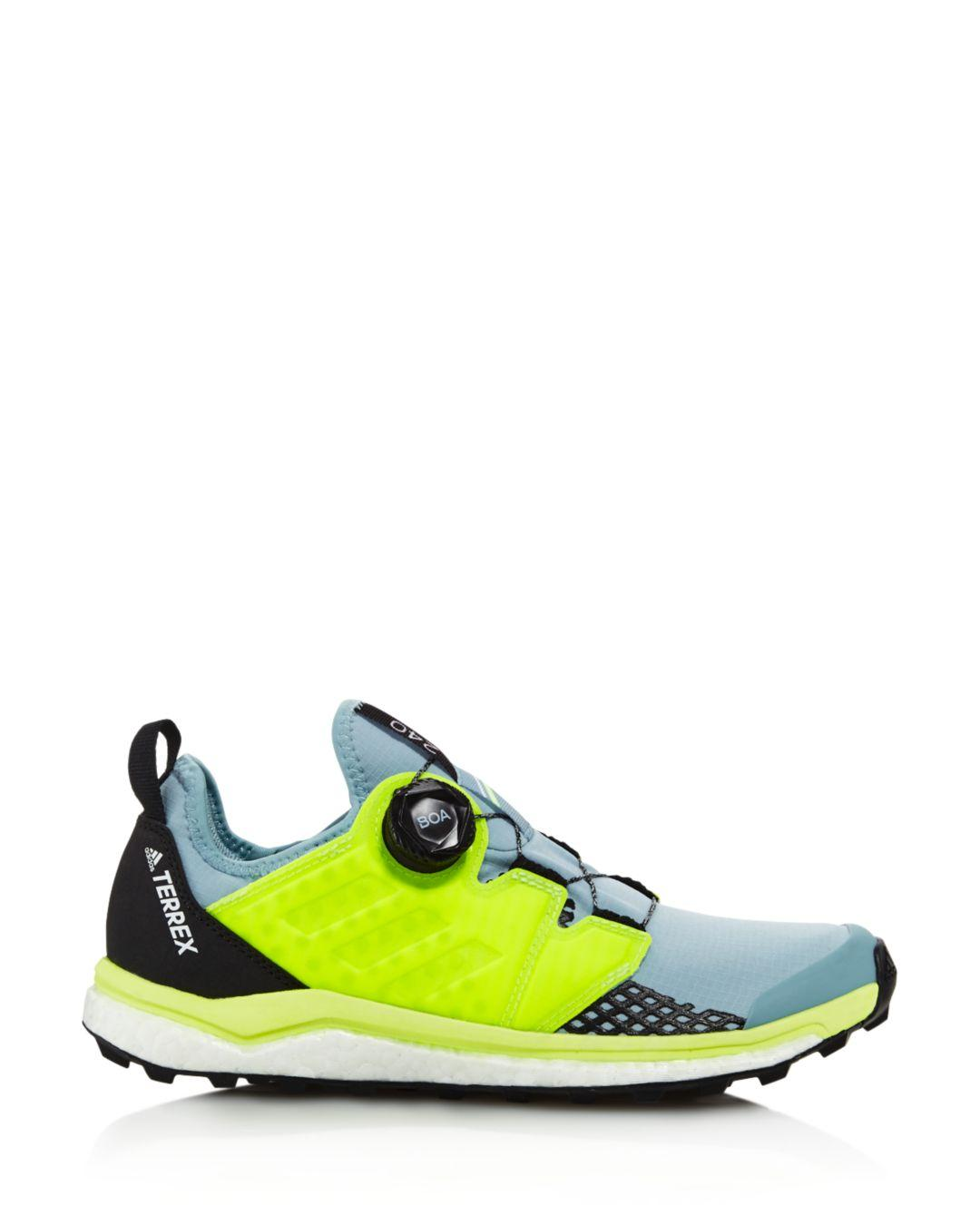 30f8562ff69dfb adidas Women s Outdoor Terrex Agravic Boa Athletic Sneakers - Lyst