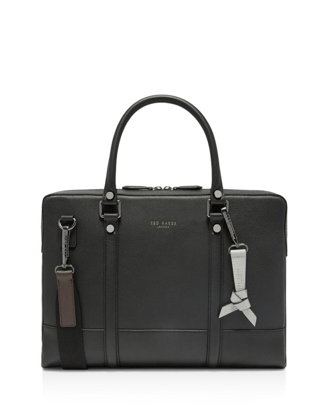 Awol Leather Doent Bag