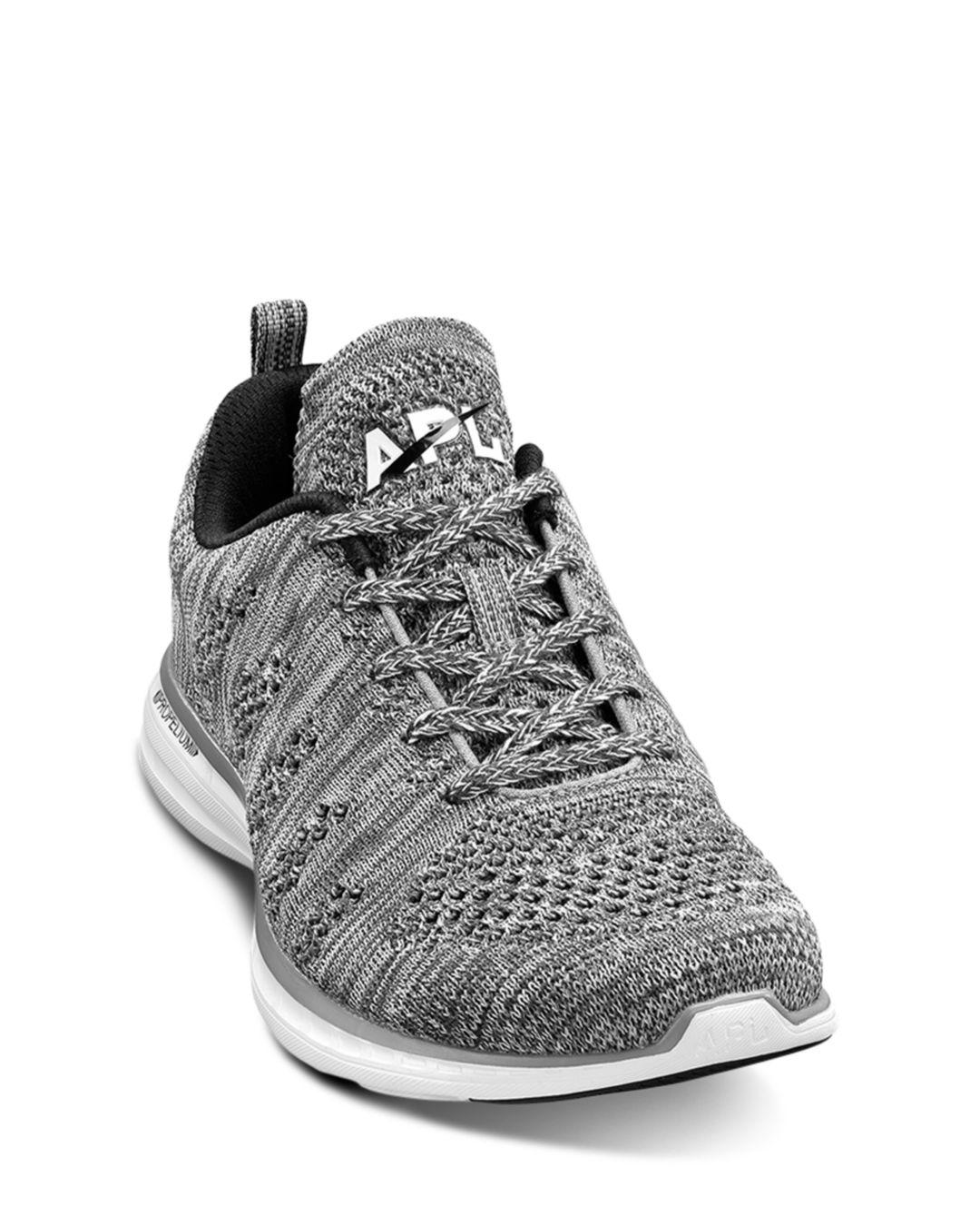 68645f9bf4d5 Apl  Athletic Propulsion Labs. Gray Athletic Propulsion Labs Women s  Techloom Pro Knit Low - Top Sneakers
