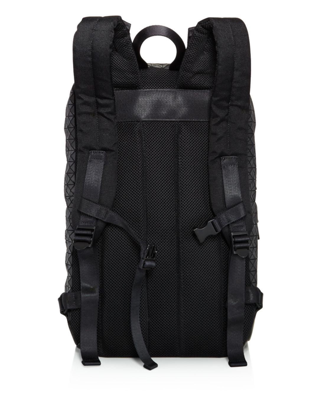 Bao Bao Issey Miyake Hiker Geometric Backpack in Black for Men - Lyst d92c9287335f9