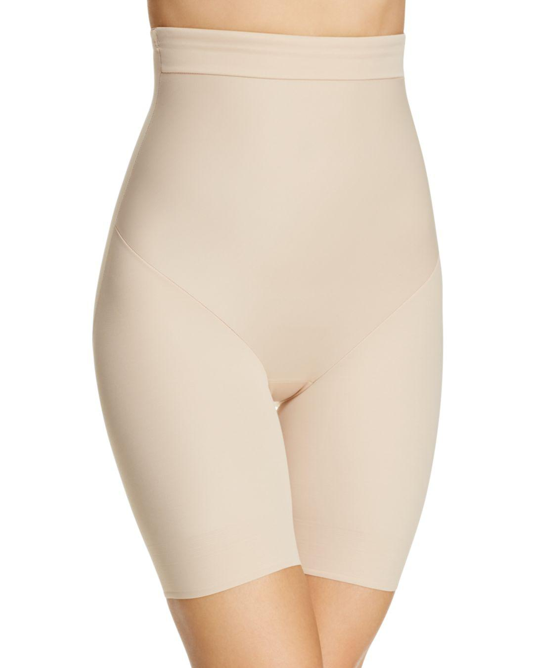 40a29939f23 Lyst - Tc Fine Intimates Cooling Effect Extra Firm Hi-waist Thigh ...