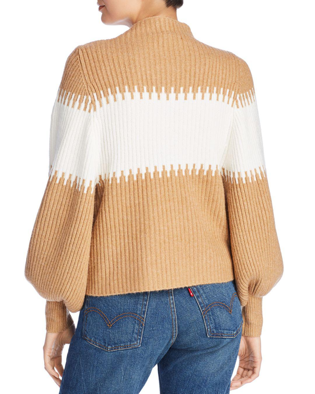 4b7800f88d French Connection Sophia Knit Sweater in White - Save 42% - Lyst