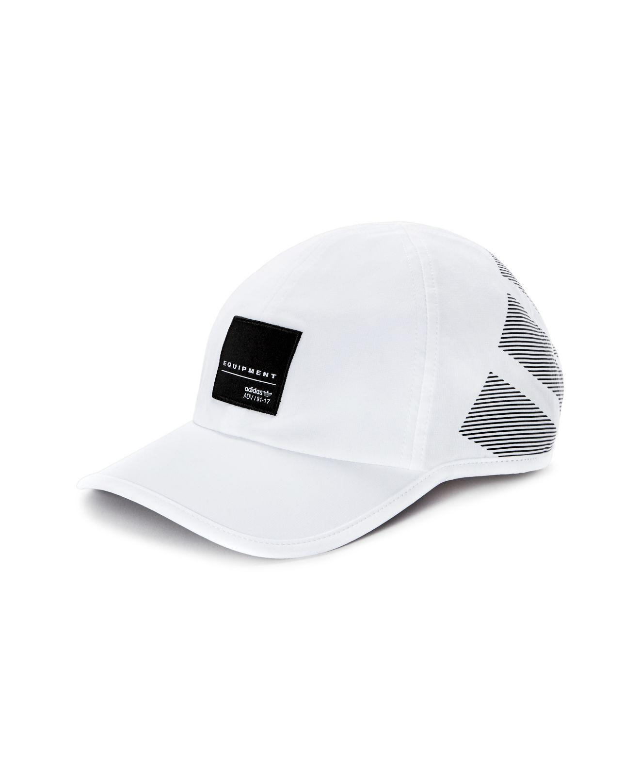 b9f30f9fd6b Lyst - adidas Originals Eqt Training Hat in White for Men