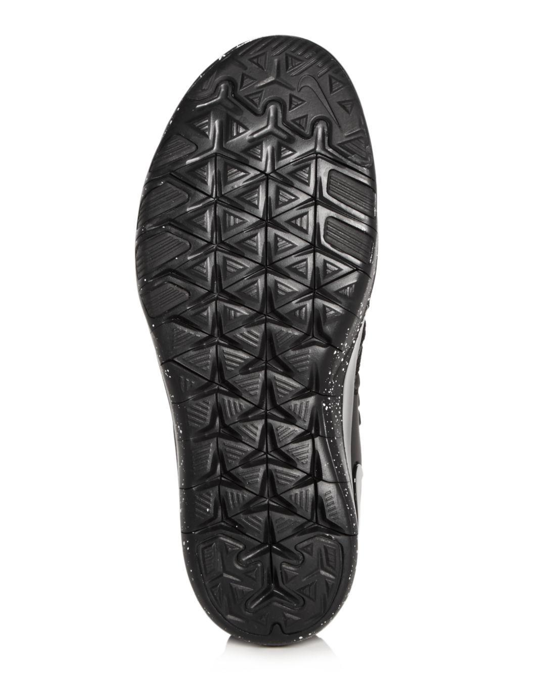 243a9d10e4326 Lyst - Nike Women s Free Tr 7 Selfie Lace Up Sneakers in Black
