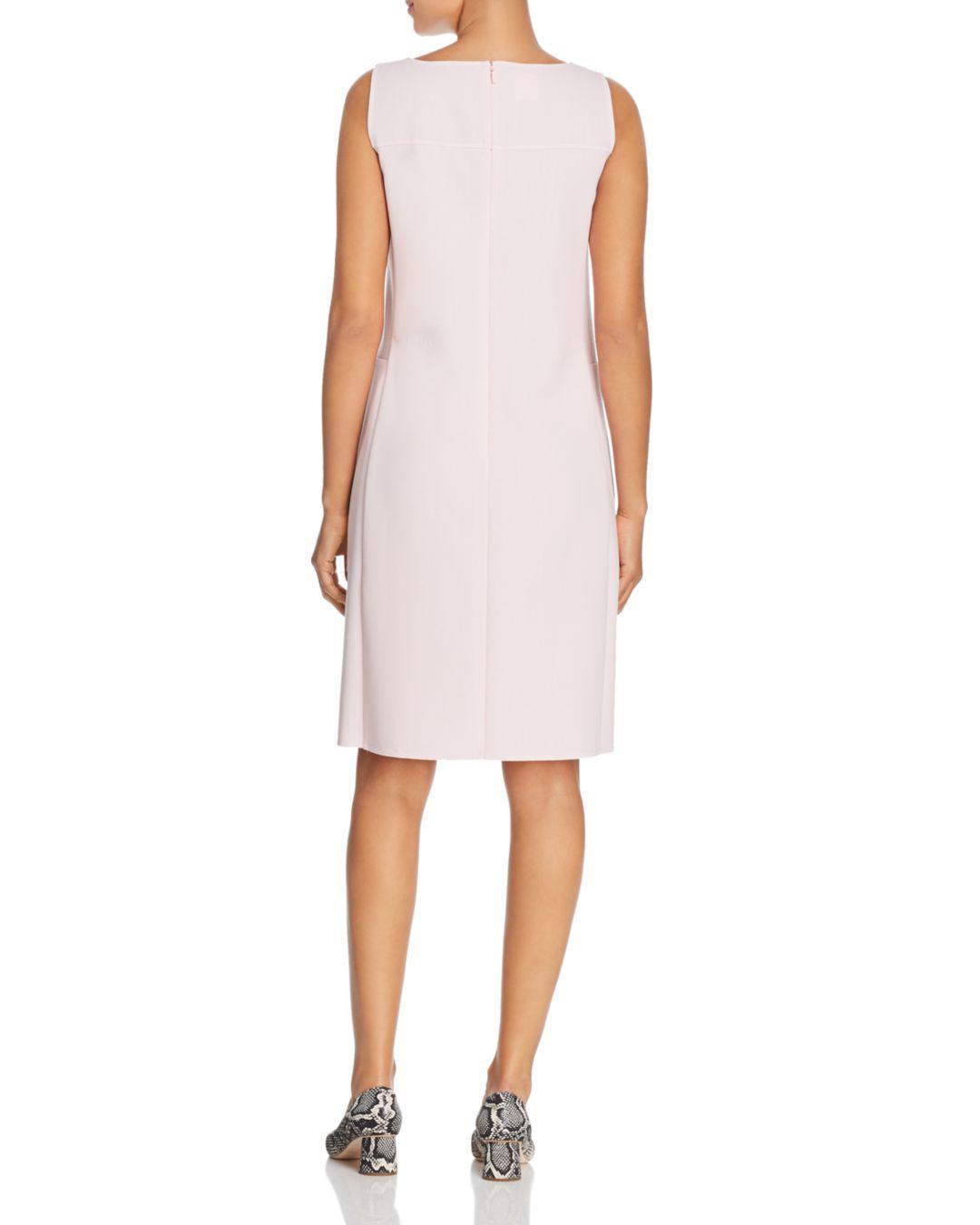 254129a5fcd90 Lyst - Lafayette 148 New York Zayna Dress in Pink