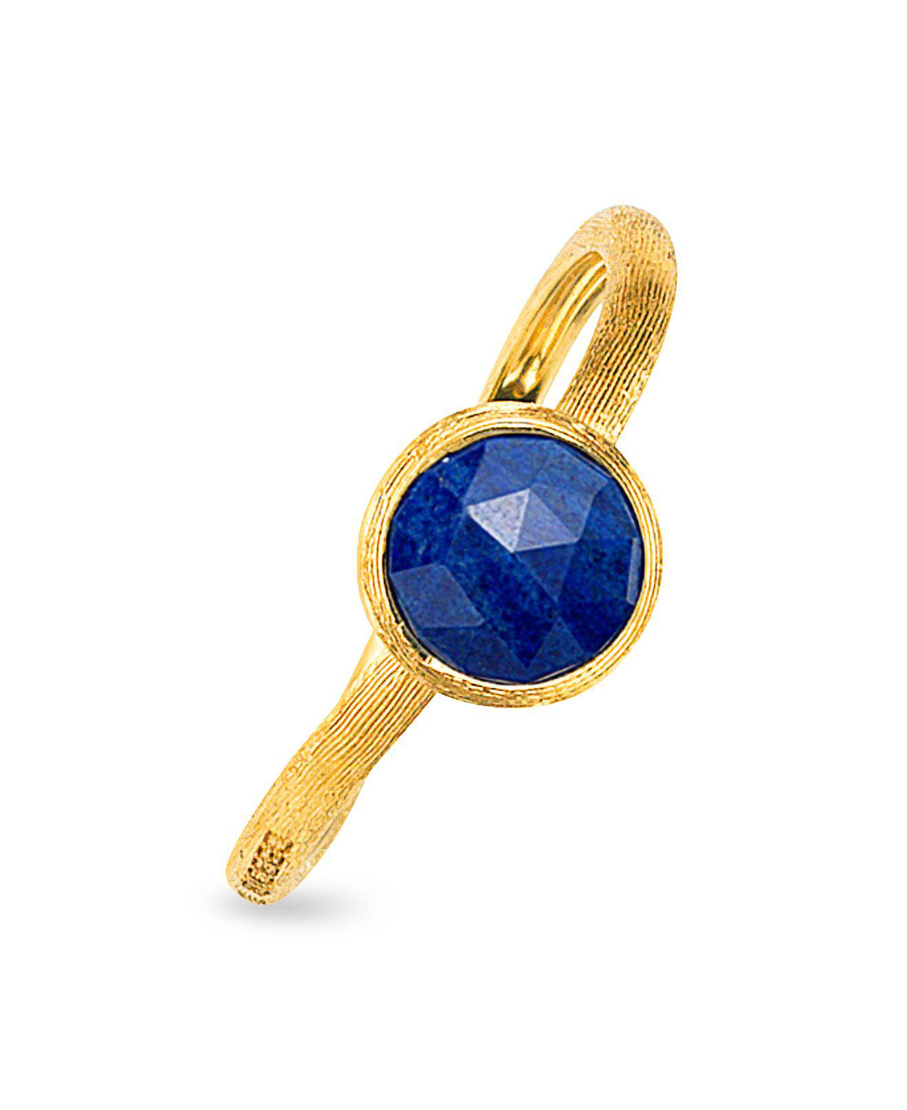Marco Bicego Jaipur Lapis Stackable Ring T5wOZ