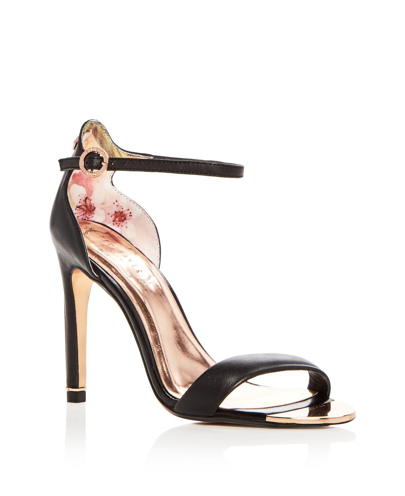 Ted Baker Women's Sharlot Ankle Strap Sandals Footlocker Finishline Online Outlet Amazing Price Cost Online 7WjfWLLi5g