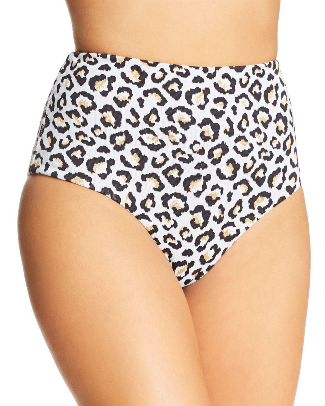 0dd1053603 Lyst - Paper London Fiji Bikini Bottom in Black