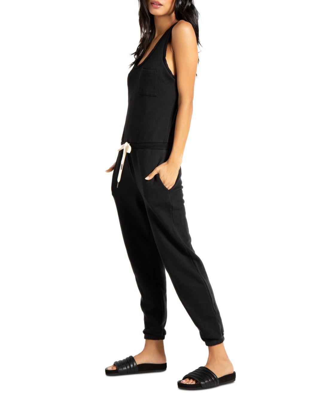 5576d6373d0c ... N Philanthropy World Sleeveless Knit Jumpsuit - Lyst. View fullscreen