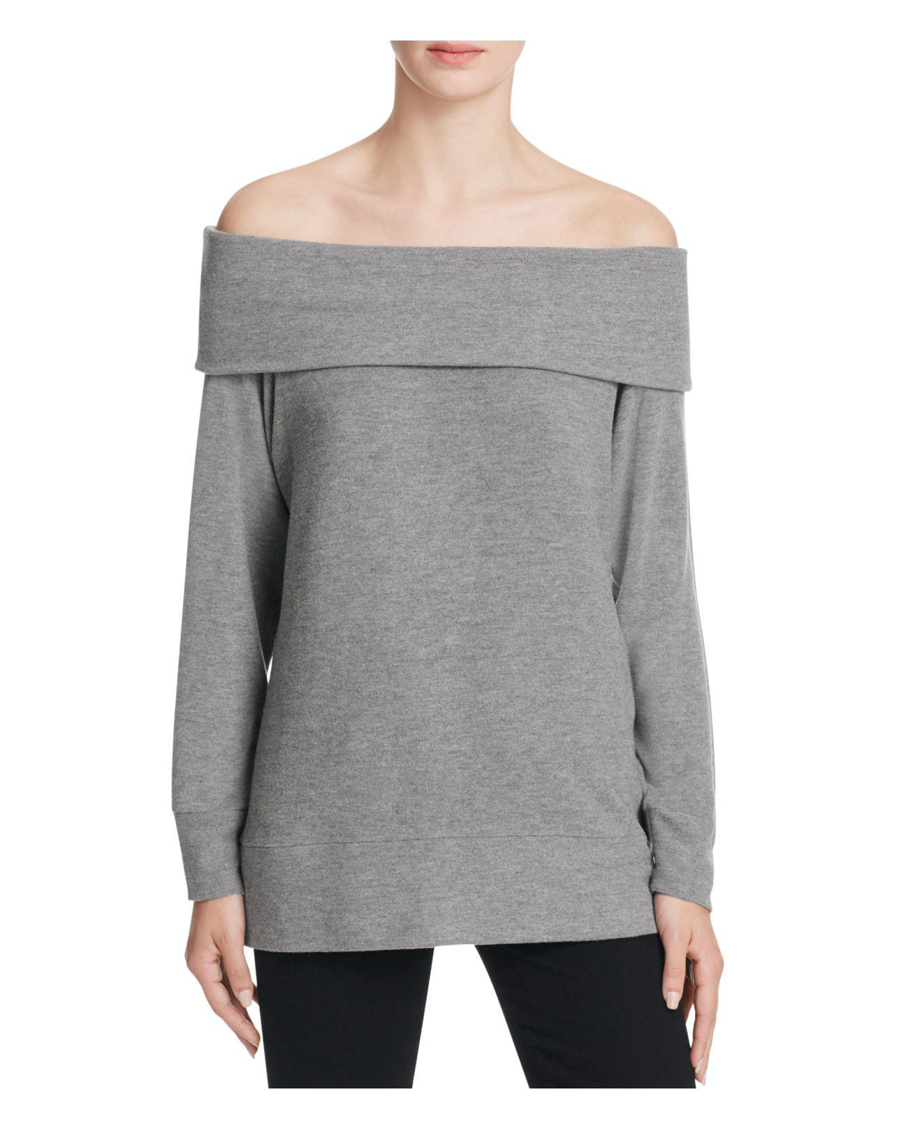 Lyst Cupcakes And Cashmere Brooklyn Off The Shoulder