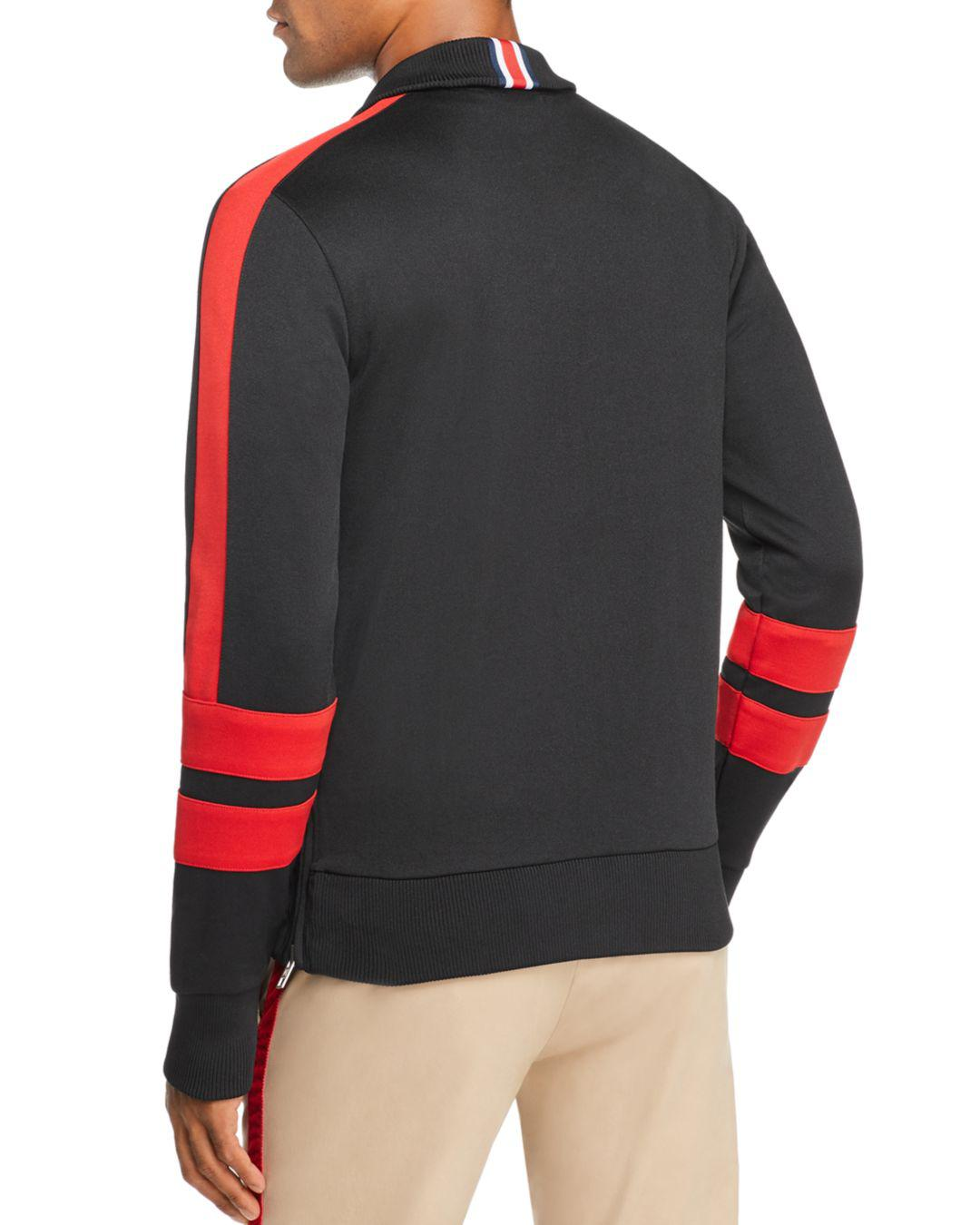 5b7c5d8a76db Tommy Hilfiger X Lewis Hamilton Logo Track Jacket in Black for Men - Save  64% - Lyst