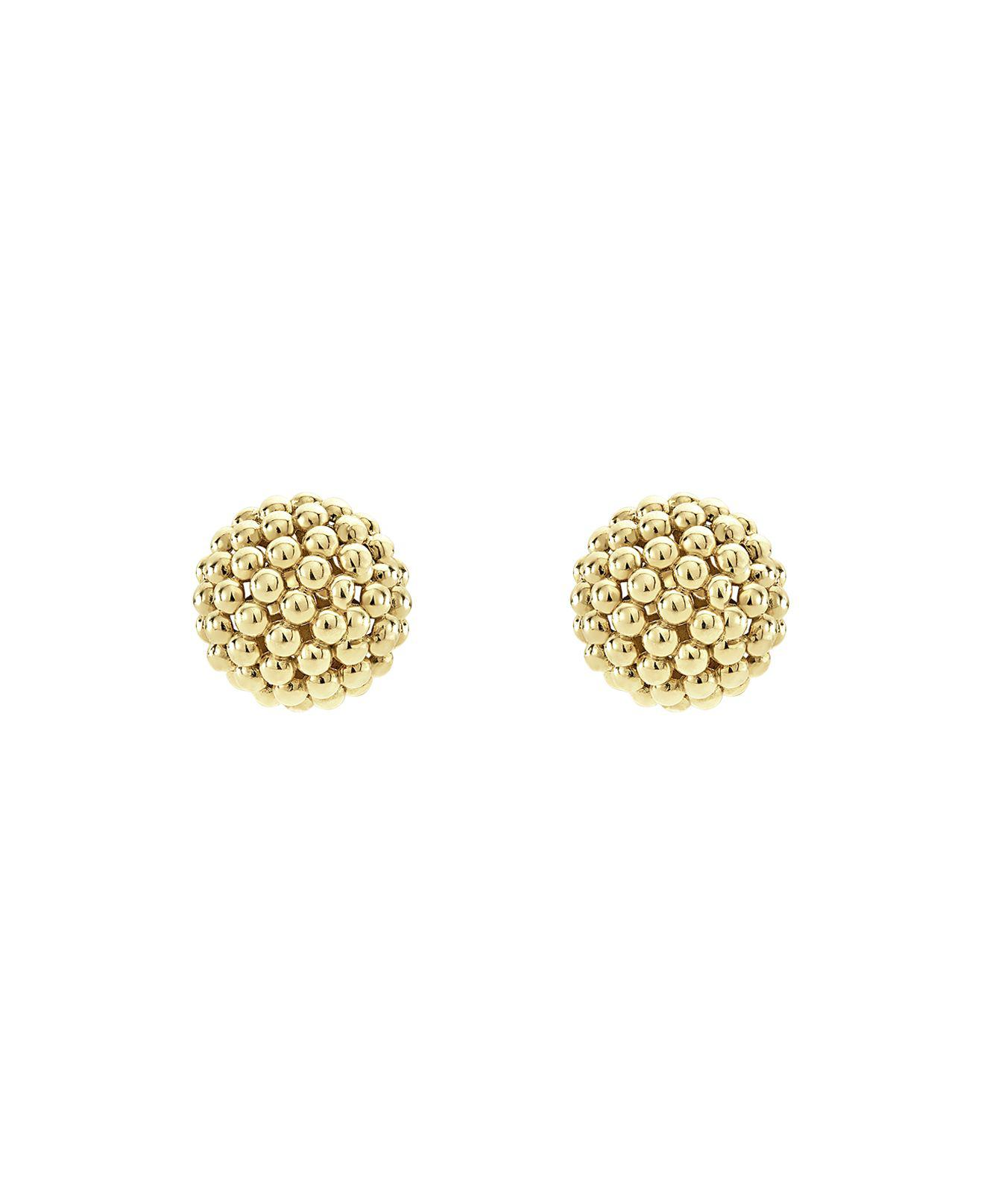 jensen earrings diamonds loading georg stud yellow with by gold x large askill jordan
