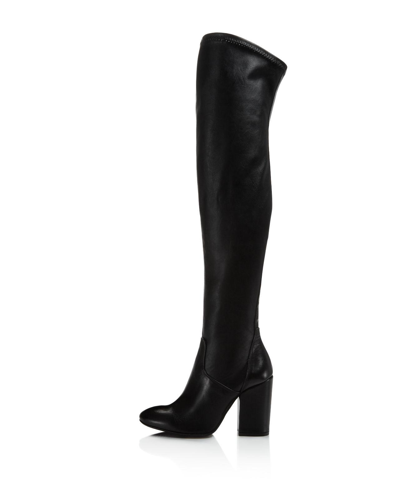 Charles David Clarice Over the Knee Boot(Women's) -Truffle Stretch Microsuede Finishline Online Free Shipping Footlocker Finishline VT0zi