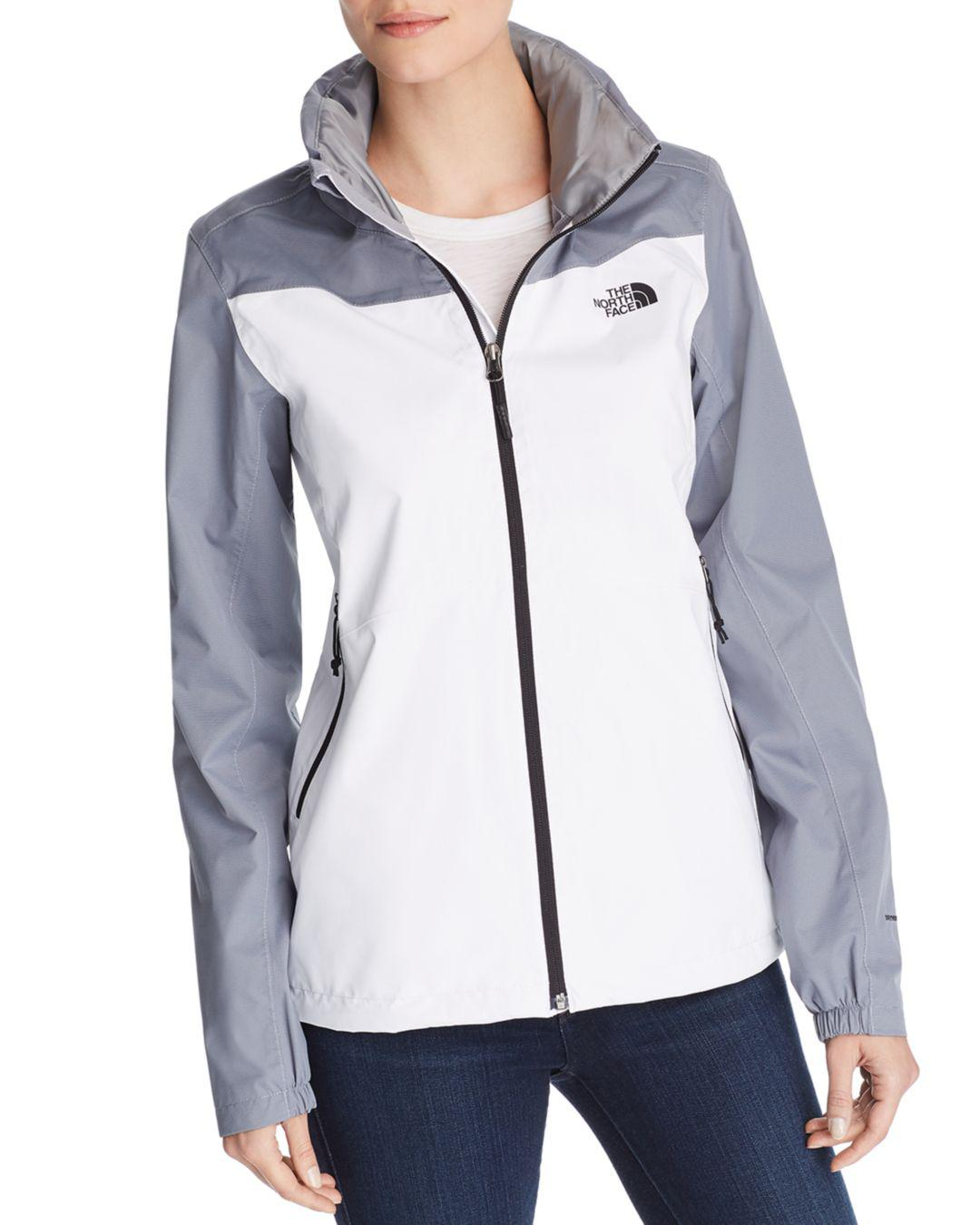 e4b6549dd Lyst - The North Face Resolve Plus Jacket in White