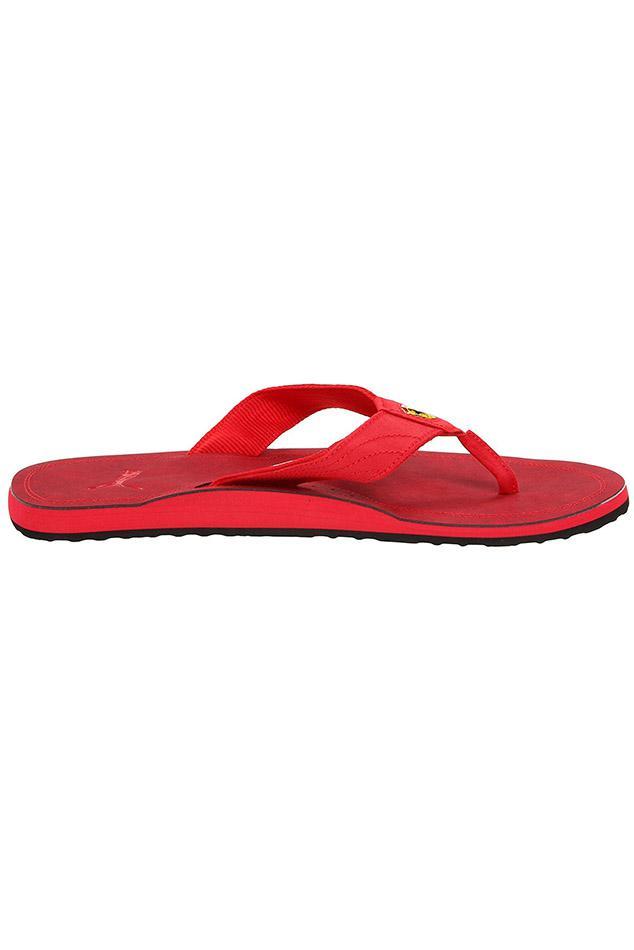 0506e9729b5e Lyst - PUMA Men s Surfrider Sf Ferrari Sandal in Red for Men