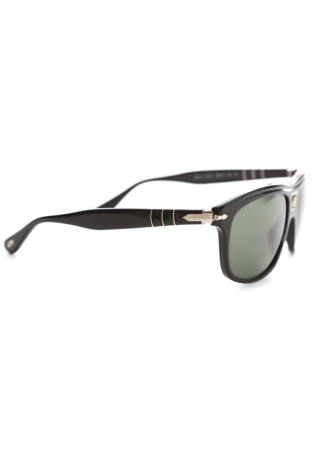 9a0ed2853c Lyst - Persol Roadster Sunglasses in Black