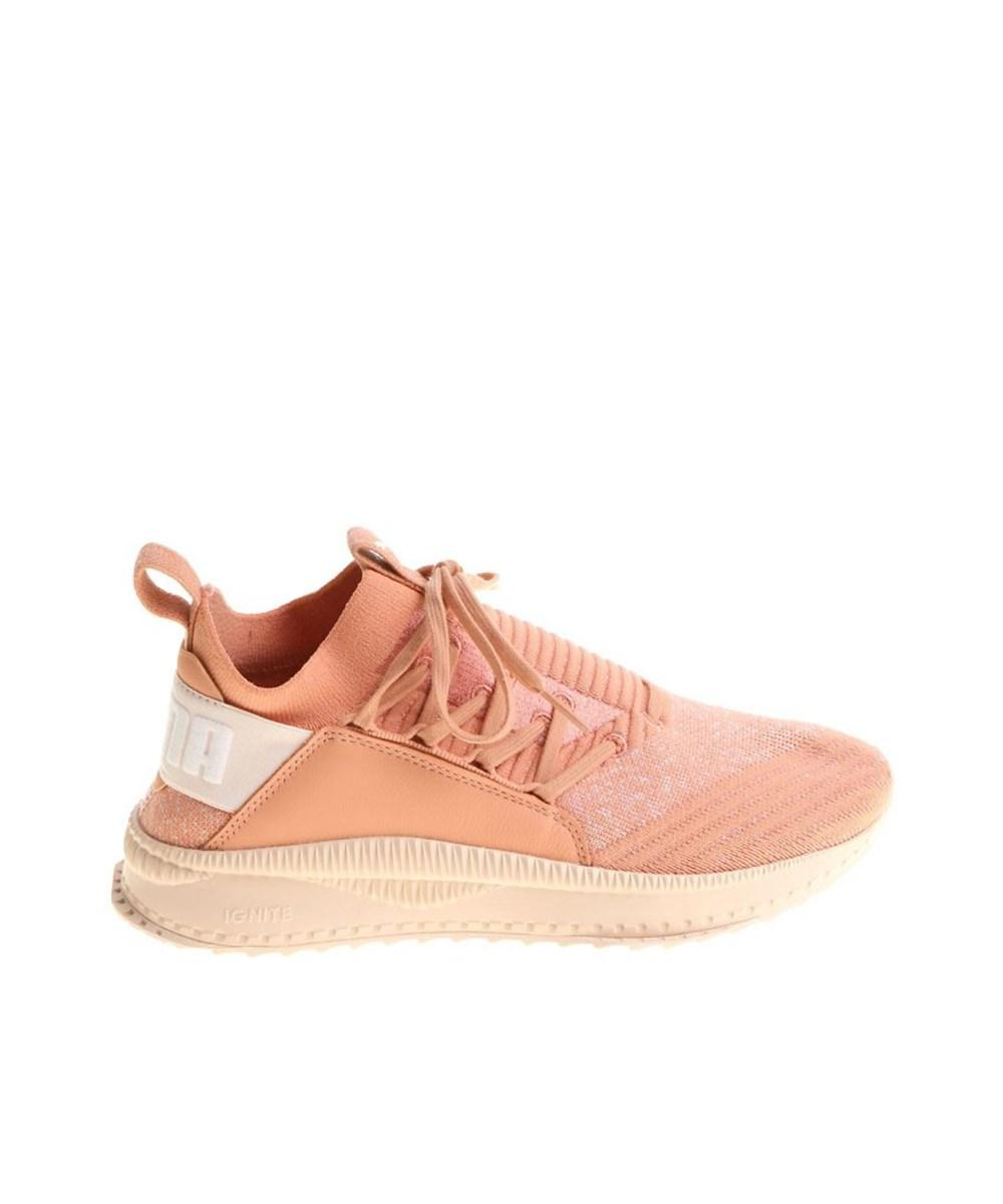 Lyst - Puma Women s Pink Fabric Sneakers in Pink b0a63c8b7