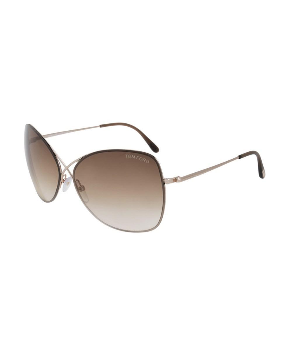 edbd655ca7294 Tom Ford - Multicolor Colette Women Sunglasses - Lyst. View fullscreen