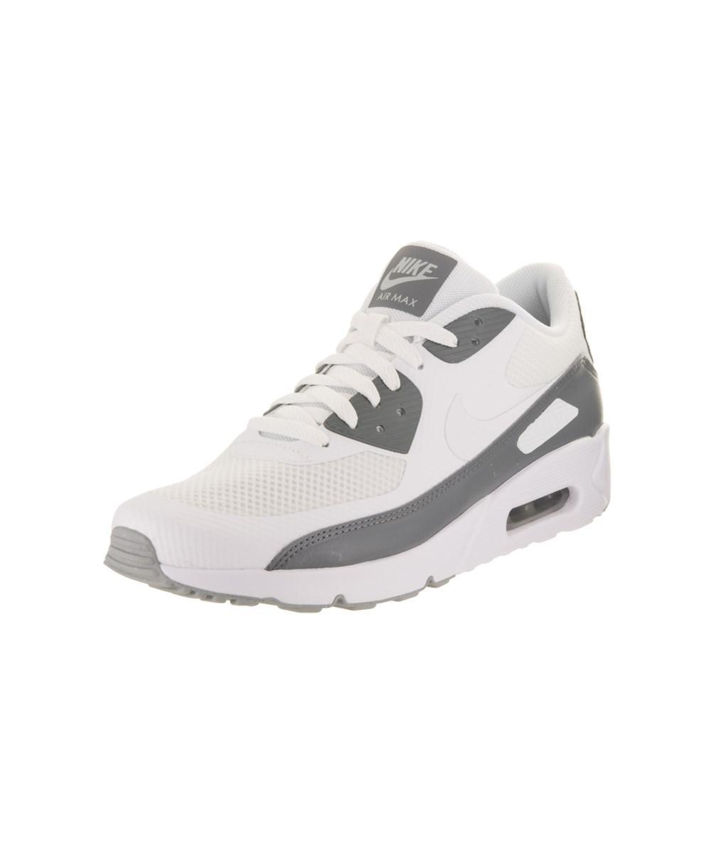 Lyst Nike Air Max 90 Blanc Ultra Essential Trainers Blanc 90 in Blanc 096fe3
