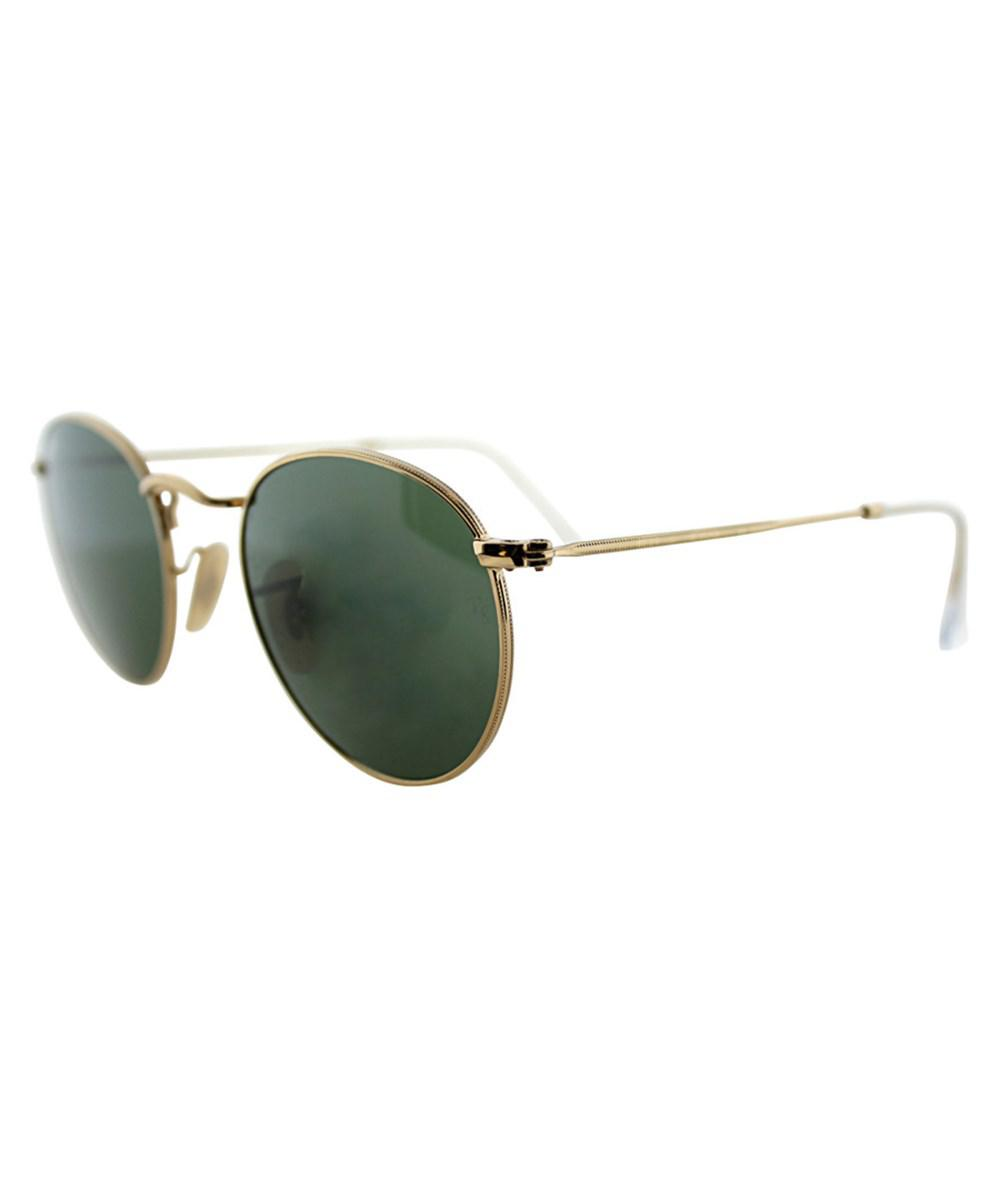 ad3e4e516a ... amazon lyst ray ban unisex rb3447 47mm sunglasses in green 5732f d8b79