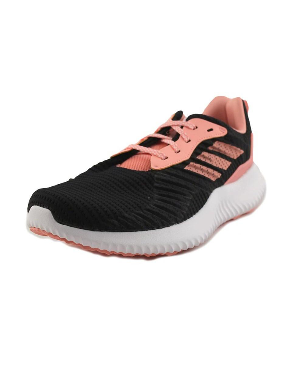 9785496cb17b2 Synthetic Round Toe Women Running Alphabounce Rc Black Adidas Lyst aqvgff