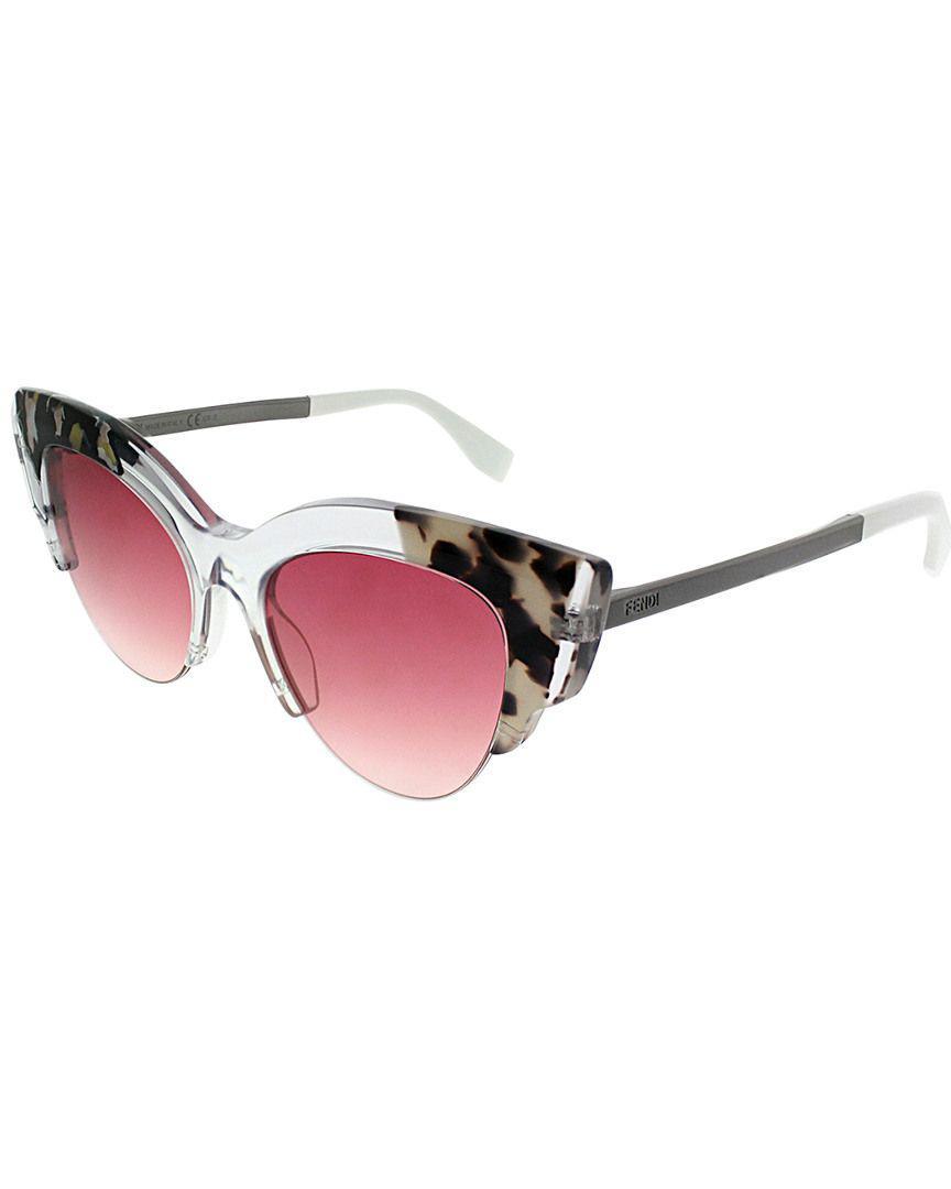 3e6f1a378fdb Fendi - Multicolor Women s Ff0178 50mm Sunglasses - Lyst. View fullscreen
