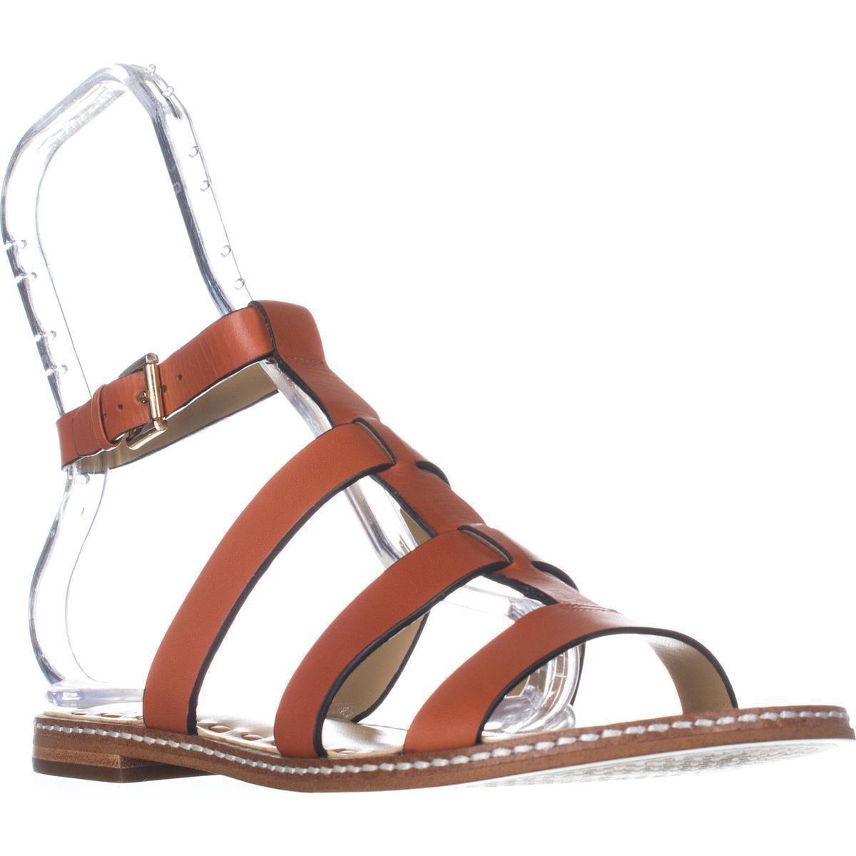 063c6c681ad Michael Kors Michael Fallon Flat Sandal Gladiator Sandals