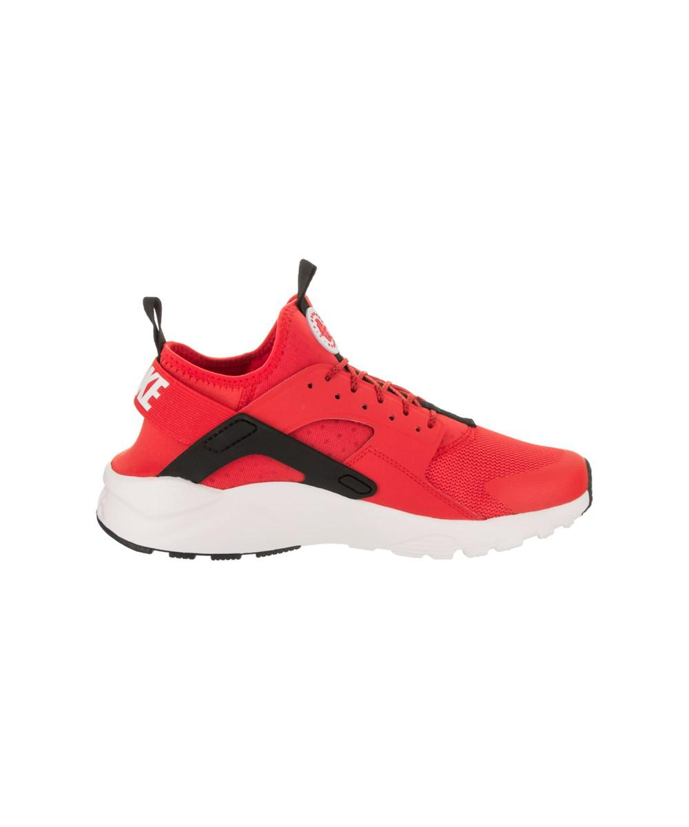 finest selection cd9c5 4079d ... clearance lyst nike mens air huarache run ultra running shoe in red for  men 3b23d f3063