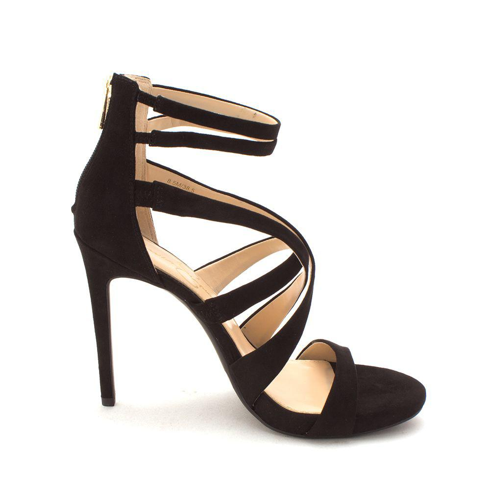 b9111372c486 Lyst - Jessica Simpson Womens Rayomi Open Toe Casual Strappy Sandals ...